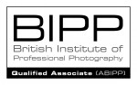 BIPP qualified logo ABIPP White 150x94 Photographers Essex