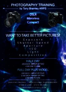 photography training