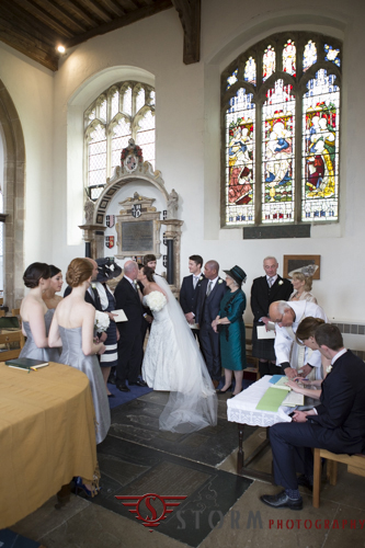 Church Wedding St Marys Nayland