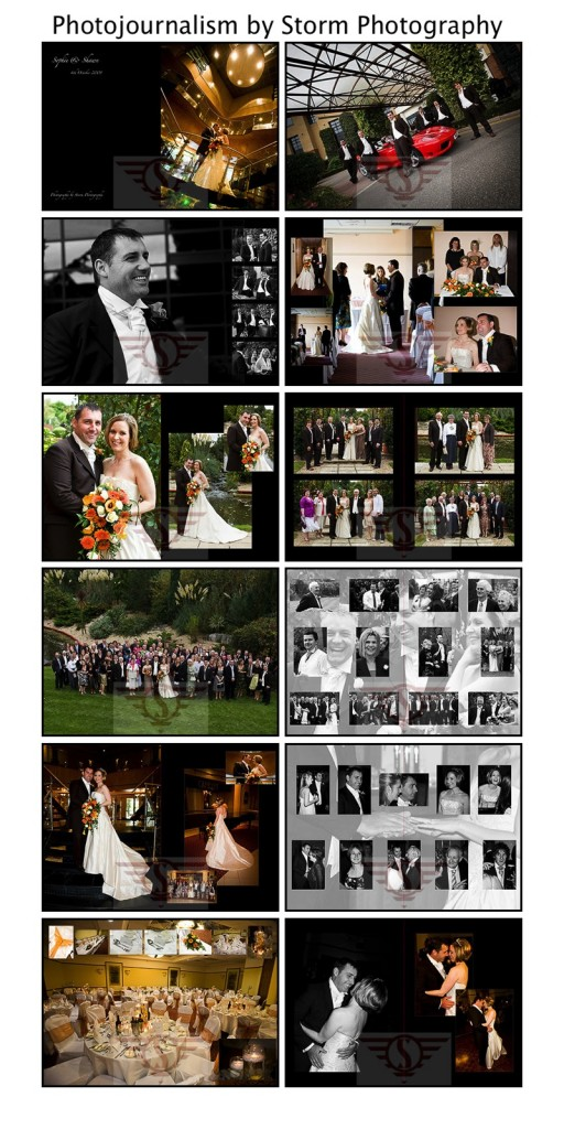 Crowne Plaza Five Lakes Wedding Gallery