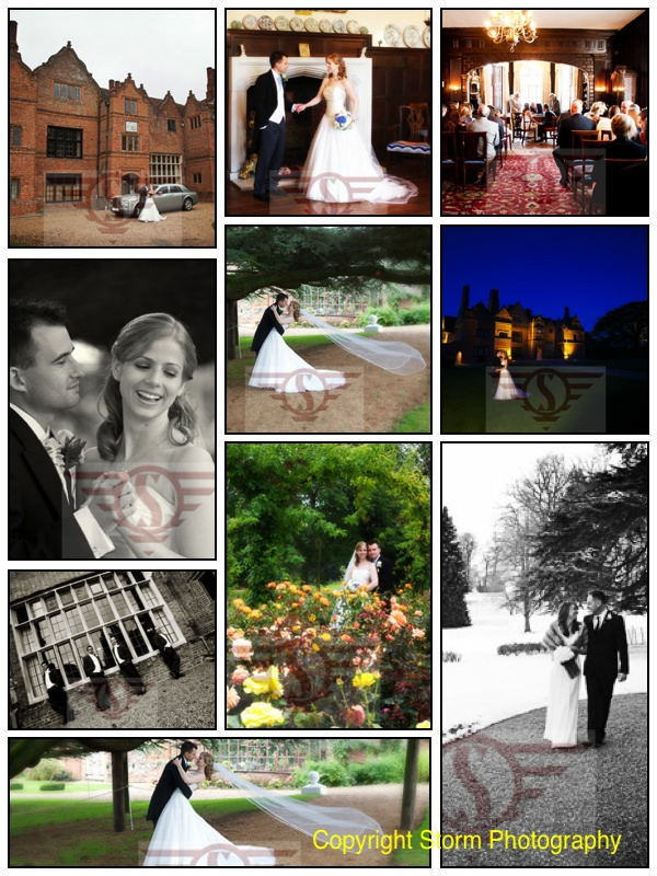 Spains Hall Wedding