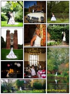 Leez Priory weddings gallery