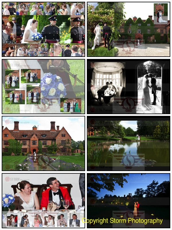 woodhall manor wedding Fayre