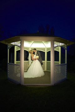fennes spring wedding
