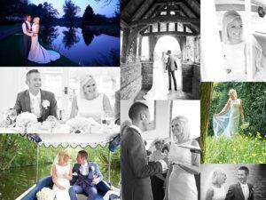 Le Talbooth Wedding Day