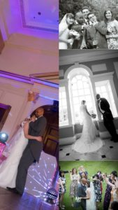 Hintlesham Hall Wedding Day