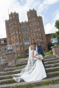 layer marney tower wedding day sneak peek