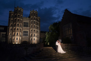 Layer Marney Tower Summer Wedding