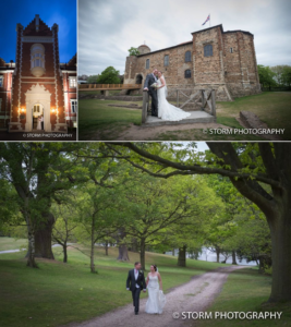 Colchester Castle & Wivenhoe House Wedding