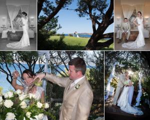 Sardinia Wedding Day