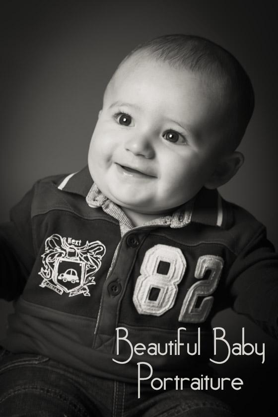Baby Portrait Photography Colchester – Daniel