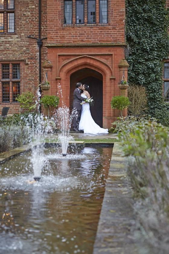 Woodhall Manor Sally & Marcus's Wedding Photography