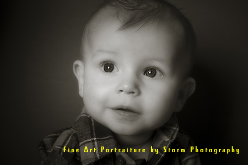 Baby photography joshua