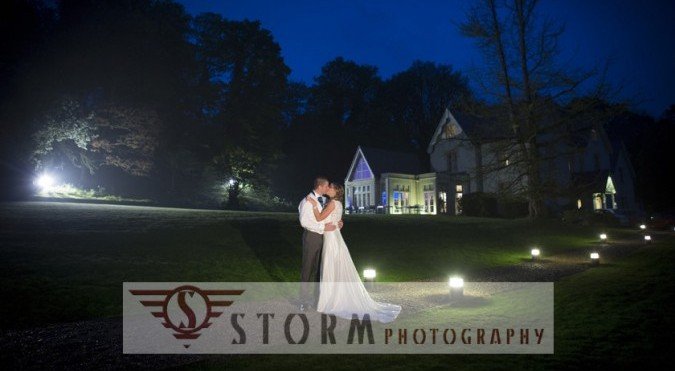 Le Talbooth Spring Wedding