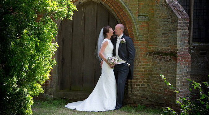 Stoke By Nayland Wedding