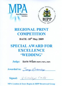 photographers awards