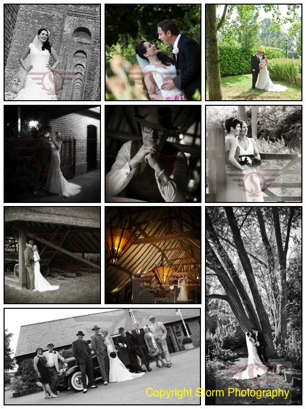Barn Brasserie Wedding Photography