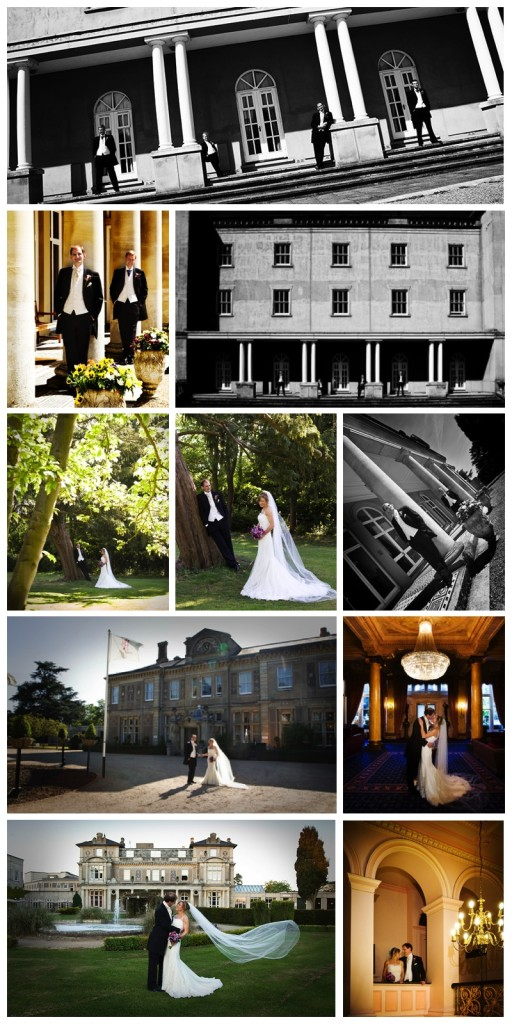 Down Hall wedding photography