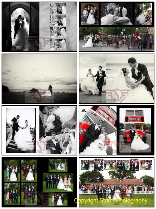 Getting Married book Professional Photographer