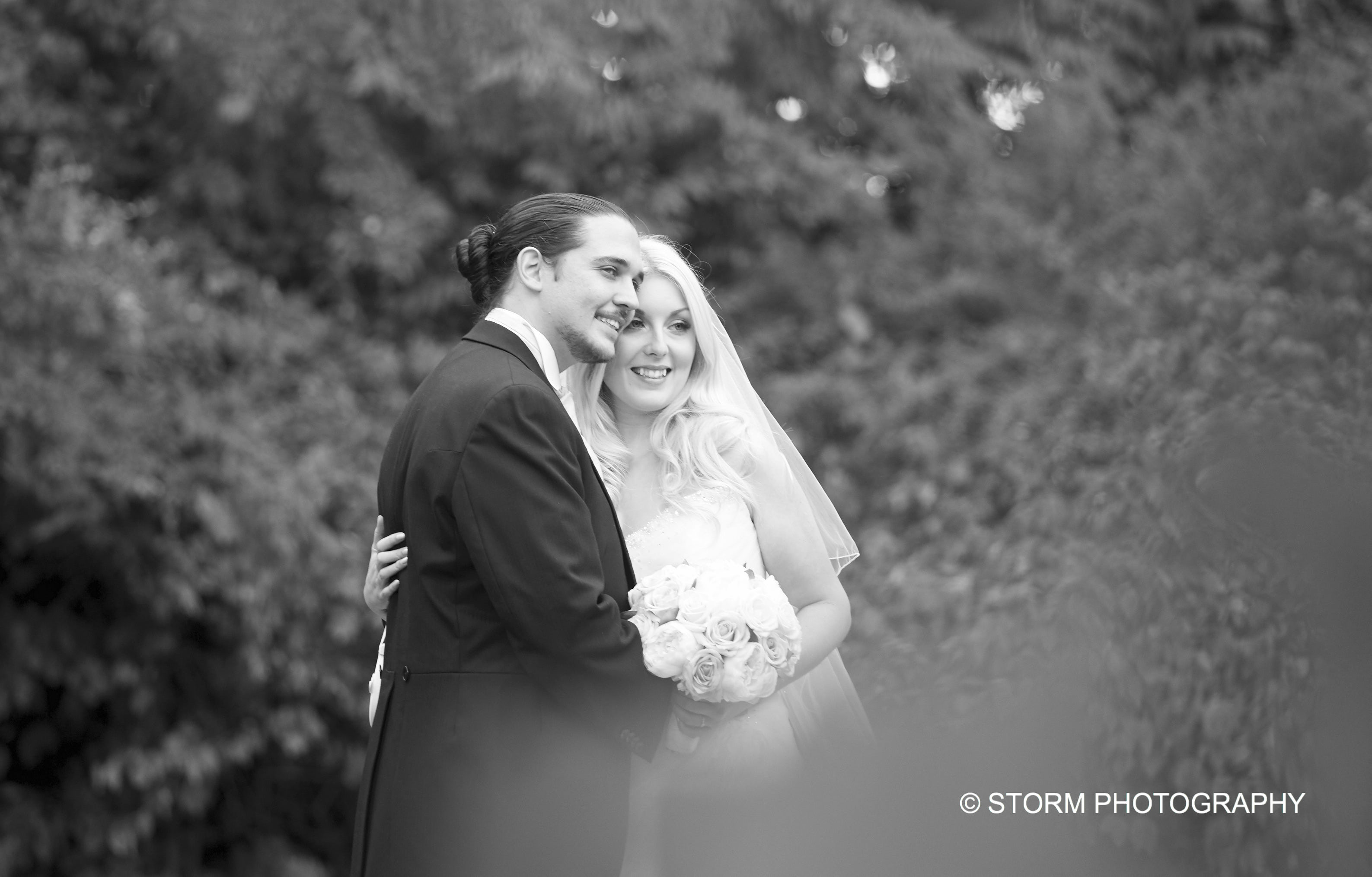 Hintlesham Hall Autumn Wedding