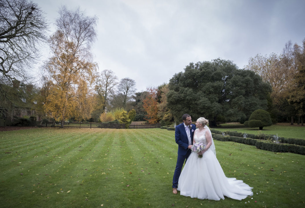 Woodhall Manor Winter Wedding