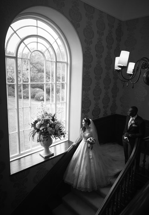 Hintlesham Hall Winter Wedding