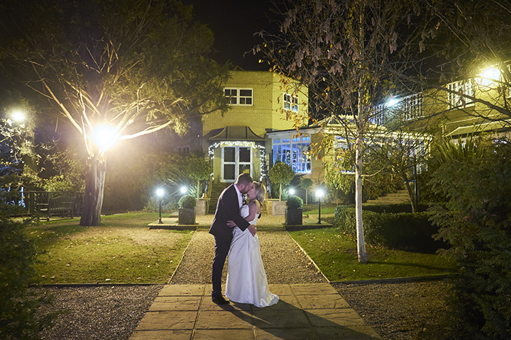 Ivy House Hotel Wedding