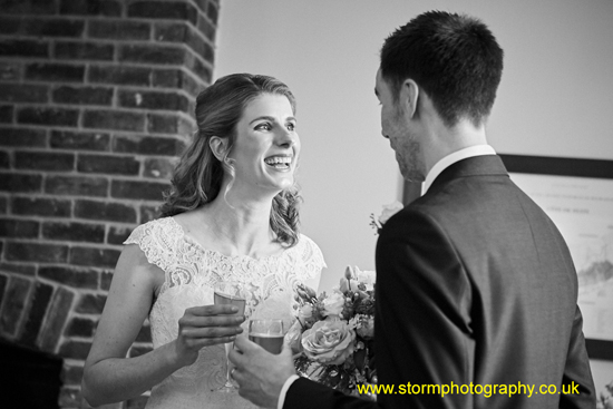 Compasses Pattiswick Wedding Day