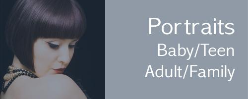 Portrait Photography Button